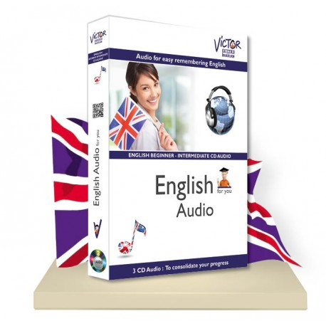 ANGLAIS Débutant CD Audio